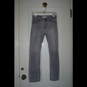 Levi's Performance 511 Slim Jeans 14 Reg 27 x 27
